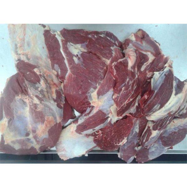 Beef delantero en manta