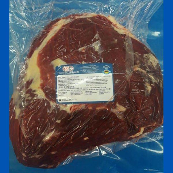 Beef nalga de adentro con tapa inside cap on